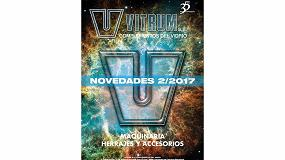Foto de Vitrum Complementos del vidrio lanza su 2º Catálogo de Novedades 2017