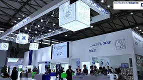 Foto de Technoform Bautec obtiene gran éxito de participación en Fenestration Bau China