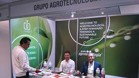 Foto de Grupo Agrotecnología presenta Actium en Biostimulants World Congress