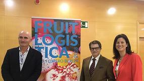 Foto de Fruit Logistica y el CAERM reúnen a 50 productores de ecológico en la Consejería de Agua, Agricultura, Ganadería y Pesca de Región de Murcia