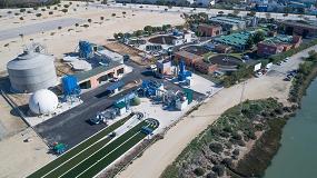 Foto de Miguel Arias Cañete inaugura la nueva fase del proyecto All-gas de I+D en la depuradora El Torno
