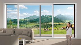 Foto de Rehau presenta sus puertas correderas, más luminosidad y eficiencia energética