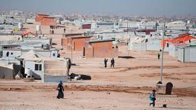 Foto de Tecnología Ingeteam en la planta solar más grande del mundo dentro de un campo de refugiados