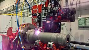 Picture of Aimen busca fórmulas de reparación para aumentar la vida útil de los aerogeneradores