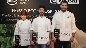 Foto de Paulo Airaudo, ganador de la VI Edición del Premio BCC Eroski Saria