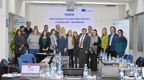 Foto de Nuevo proyecto para contribuir a la transferencia de conocimientos en el sector textil