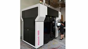 Foto de Pictographics adquiere una solución de impresión 3D Massivit 1800