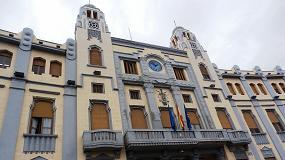 Foto de Rehabilitación de los torreones del Palacio de la Asamblea de Melilla