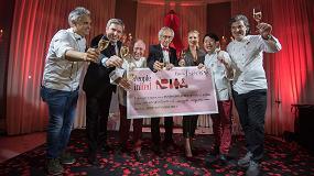 Foto de Grohe ha colaborado en la última edición de la fiesta People in Red, un acto por la lucha contra el sida