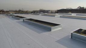 Fotografia de Isodeck Pvsteel: la solución Isopan para cubiertas ecológicas