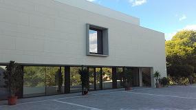 Foto de Eficiencia, funcionalidad y estética con fachada ventilada Ulma