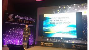 Foto de Las ciudades para el futuro protagonizan parte de ePower & Building The Summit 2017