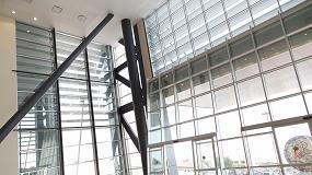 Foto de Extrugasa instala sus fachadas eficientes en un hospital de Guayaquil