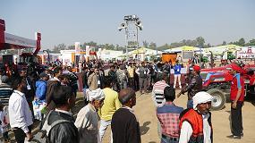 Foto de EIMA Agrimach mostró las nuevas tecnologías aplicables a la agricultura india