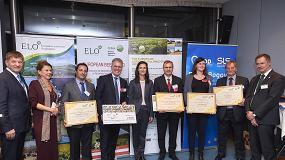 Foto de Premiadas dos innovaciones que promueven la protección de las abejas