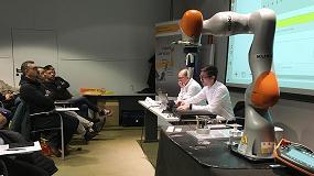 Foto de Cobots y operarios, ¿un binomio seguro?