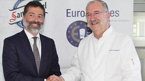 Foto de Mahou San Miguel y Euro-Toques firman un acuerdo para fomentar la gastronomía española