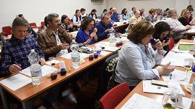 Foto de Nueva jornada de análisis sensorial en la UNIA