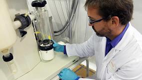 Foto de Ainia desarrolla técnicas de microencapsulación a escala industrial para alimentos, fármacos y cosméticos