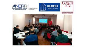 Foto de Anerr y el Coavn organizan en Pamplona la próxima Jornada Práctica del Campus de la Rehabilitación