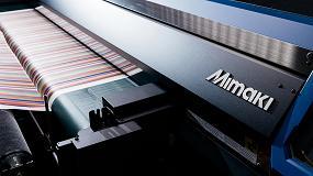 Foto de Mimaki presentará en Heimtextil 2018 sus innovaciones en impresión textil digital