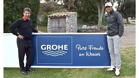 Foto de Grohe ha participado en la V Edición del torneo Olazábal&Nadal