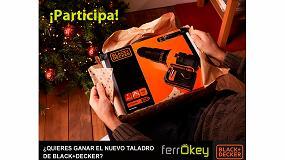 Picture of Ferrokey sortea un taladro percutor Black & Decker esta Navidad