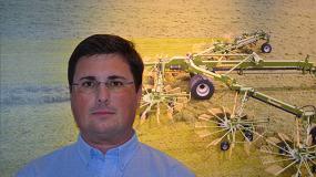 Foto de Carlos García, nuevo delegado comercial de Farming Agrícola