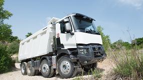 Foto de Caja de cambios con marchas aún más cortas para las gamas C y K de Renault Trucks