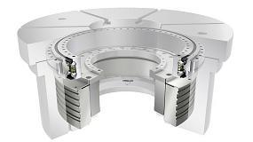 Foto de Innovaciones para mesas giratorias y ejes rotativos de precisión