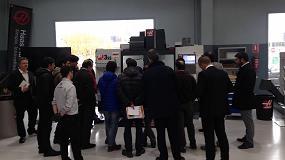 Foto de Nueva jornada de competitividad en el mecanizado de la mano de Hoffmann Iberia y Haas Factory Outlet