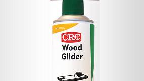 Foto de CRC lanza Wood Glider, un nuevo producto para la industria de la madera