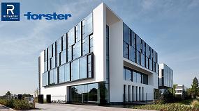 Foto de El Grupo Reynaers adquiere Forster Profilsysteme