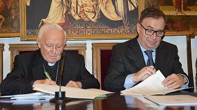 Foto de La Universidad Católica de Valencia y Betelgeux firman la Cátedra Betelgeux para la promoción del desarrollo económico sostenible y la innovación