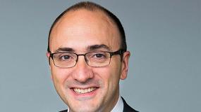 Foto de Javier García, director general de UNE