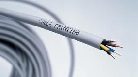Foto de Domino presenta soluciones para el marcaje en la industria del cable y la extrusión