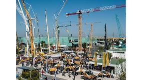 Foto de Liebherr presentará en la feria Intermat 2018 multitud de novedades de su amplio programa de máquinas de construcción