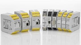 Foto de Leuze Electronic exhibe potencia en Safety at work