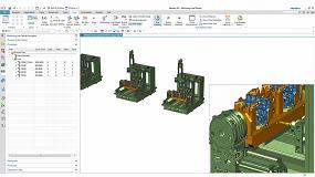 Foto de La nueva versión de NX de Siemens amplía sus funciones para digitalizar la fabricación de maquinaria