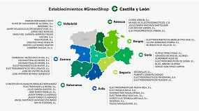 Foto de La Fundación Ecolec elige Castilla y León para la puesta en marcha de su programa #GreenShop