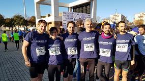 Foto de El equipo de Pieralisi participa en la IV Carrera de Empresas de Zaragoza