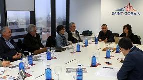 Foto de Asoma celebró en Saint-Gobain el III Encuentro de Fabricantes de Ventanas de Madera