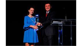Foto de Tesy recibe el premio Forbes Business en la categoría de Calidad de Producto