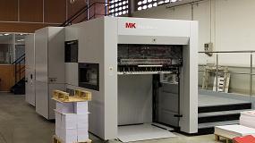 Foto de Anfigraf adquiere una nueva troqueladora MK Easymatrix 106