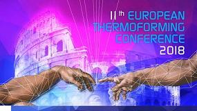 Foto de Roma acoge la XI Conferencia Europea de Termoconformado en marzo de 2018