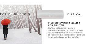 Foto de Un 'invierno cálido' con Fujitsu en su nueva campaña publicitaria