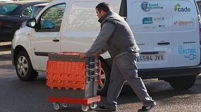 Foto de Consum colabora en las pruebas para optimizar el reparto de mercancías refrigeradas con vehículos eléctricos