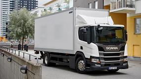 """Foto de Scania presenta una nueva gama de soluciones para """"el transporte urbano sostenible"""""""