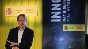 Foto de La licitación de inversión del Grupo Fomento ascendió en noviembre a 433,48 M€