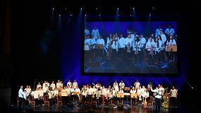 Foto de La orquesta de instrumentos reciclados de Cateura vuelve a llenar el Teatro Real